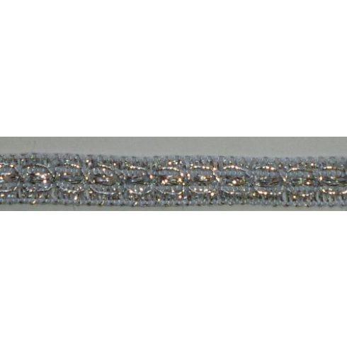 Paula ezüst szegő szalag, .10 mm,  210 Ft/méter
