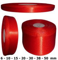 Szatén szalag piros 6 mm - 50 mm 30 méter kiszerelés cc8aa7ec50